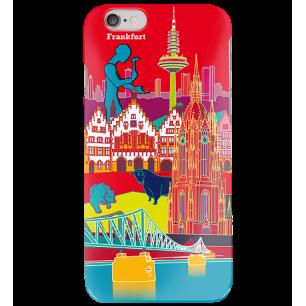 Schale für iPhone 6 - I Cover 6 - Frankfurt
