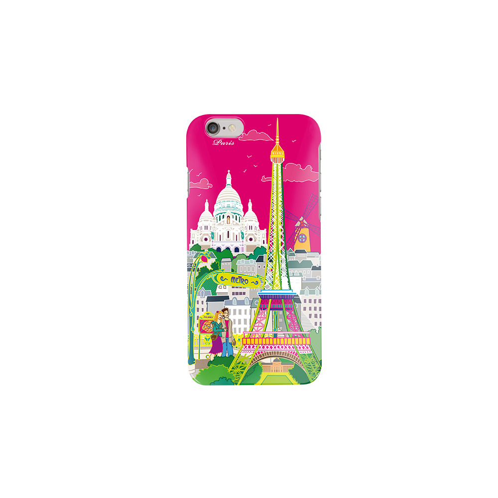 Coque Iphone Toulouse