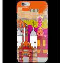 Schale für iPhone 6 - I Cover 6 Dahlia