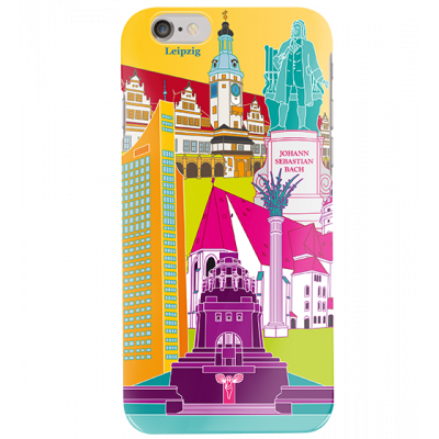 Case for iPhone 6 - I Cover 6 - Leipzig