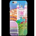 Case for iPhone 6 - I Cover 6 Paris rose