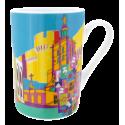 Mug - Beau Mug Paris Bleu