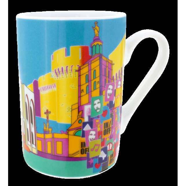 Mug - Beau Mug Avignon