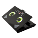 Business card holder - Busy Dahlia