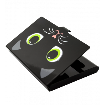 Business card holder - Busy - Cat