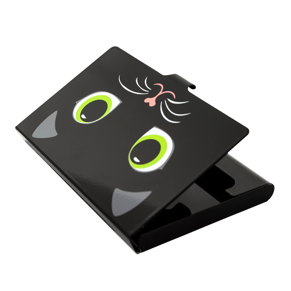 Business card holder - Busy Cat - Pylones