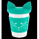 Tasse mit Deckel - Trophy Mug