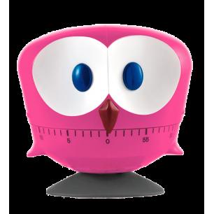 Kitchen timer - Minut'hibou - Pink