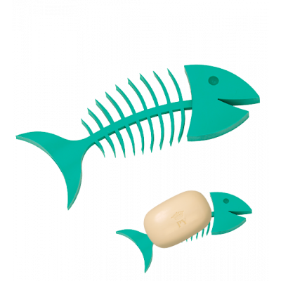 Seifenschale - Fishbone Soap