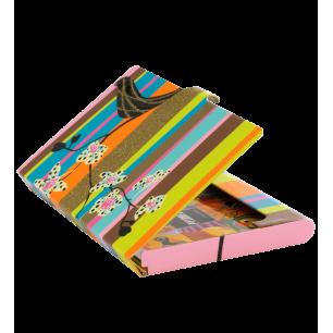 Porte cartes de visite - Busy - Orchid