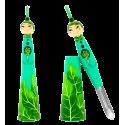 Samuraï - Epluche légumes Verde