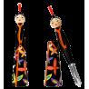 Samuraï - Epluche légumes Schwarz