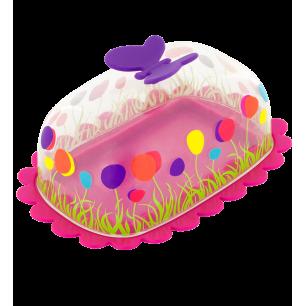 Portaburro - Butter Fly - Rosa
