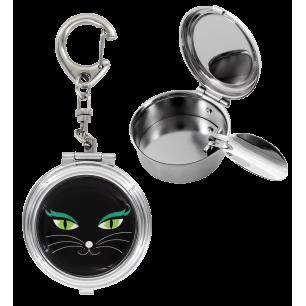 Posacenere portatile - Cend'Art - Black Cat