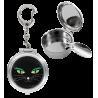 Cend'Art - Cendrier de poche Black Cat