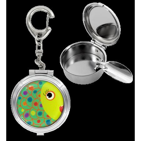 Pocket ashtray - Cend'Art Fish