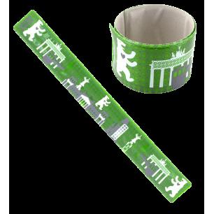 City Slap – Reflektierendes Armband