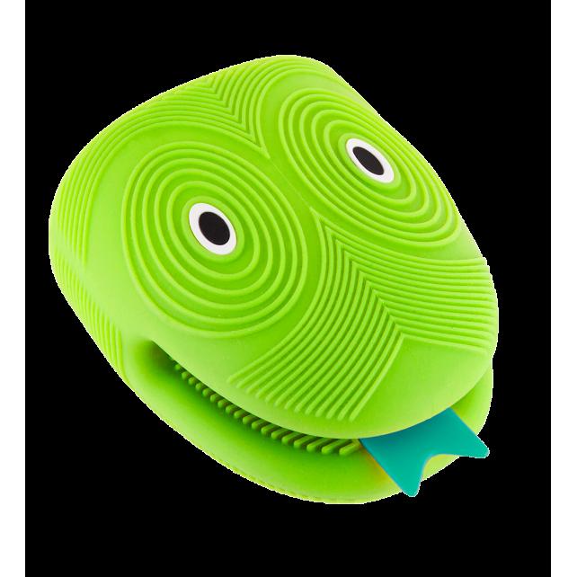 Guanto in silicone - Somagic Verde
