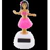 Hawaïan Girl - Flip flap solaire Rose