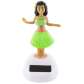 Solar-powered hula girl - Hawaïan Girl