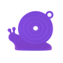 Escargot - Entonnoir rétractable