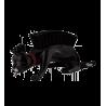 Caty - Brosse à ongles Noir 2