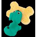 Sponge holder - Clean Blue