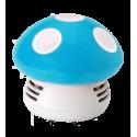 Aspimiette - Aspirateur de table Bleu