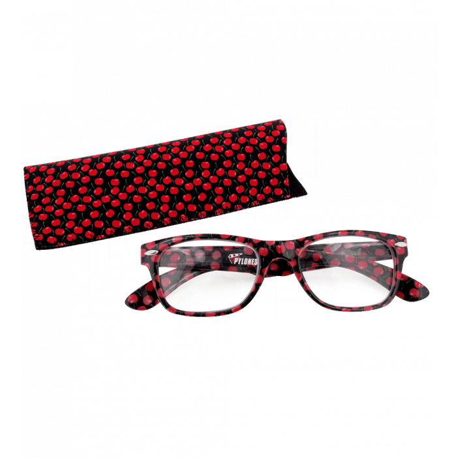 Occhiali correttivi - Lunettes X4 Carrées Cherry