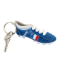 Soccer Trousse - Porte clés Frankreich