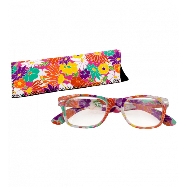 Lunettes X4 Carrees Flowers - Occhiali correttivi