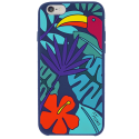 Tropical jungle - Cover morbida per iPhone 6