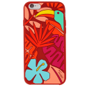 Tropical Jungle – iPhone 6 flexible case