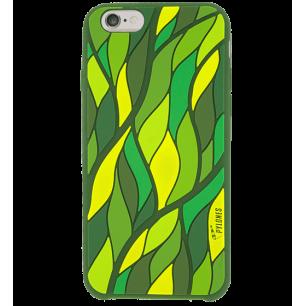 Coque souple pour iPhone 6 - Tropical Leaf