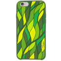 Tropical leaf - Cover morbida per iPhone 6