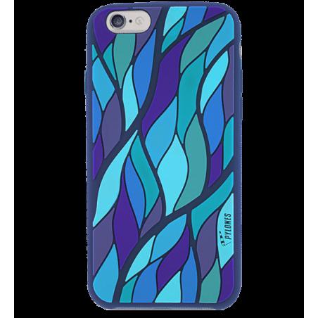 Cover morbida per iPhone 6 - Tropical Leaf