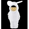Eskimo - Ventilatore da tasca Ragazzo Bianco