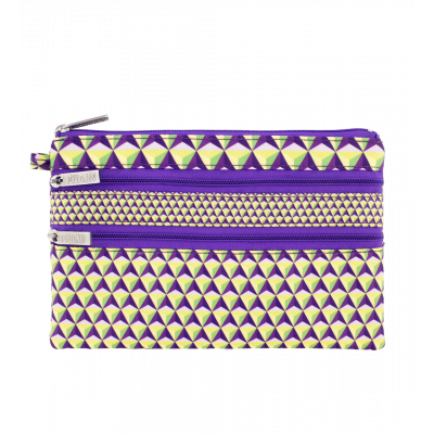 Zip My Pocket - Pochette 3 zips