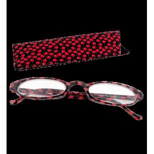 Lunettes X4 Ovales Cherry - Lunettes de correction