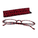 Lunettes x4 Ovales Cherry - Corrective lenses