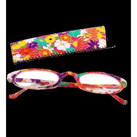 Korrekturbrille - Lunettes X4 Ovales Flowers
