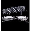 Lunettes x4 Ovales Paon - Occhiali correttivi