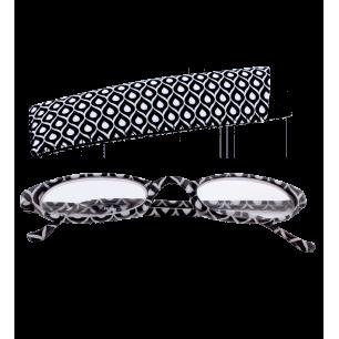 Lunettes X4 Ovales Paon - Lunettes de correction