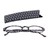 Lunettes x4 Ovales Paon – Korrekturbrille 150