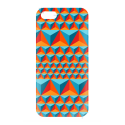 I Cover 5 Diamonds Effect - Cover per iPhone 5, 5S, SE