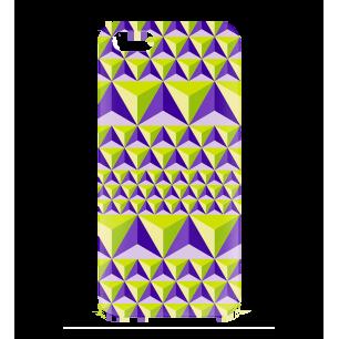 Coque pour iPhone 5, 5S, SE - I Cover 5 Diamonds Effect