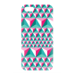 Case for iPhone 5, 5S, SE - I Cover 5 Diamonds Effect