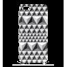I Cover 5 Diamonds Effect - Coque pour iPhone 5, 5S, SE Schwarz