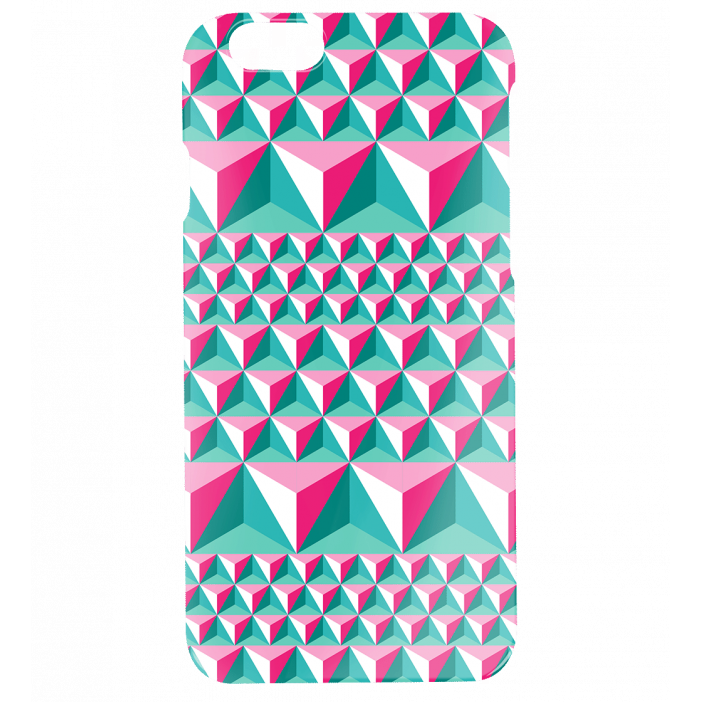 Case for iPhone 6, 6S - I Cover 6 Diamonds Effect