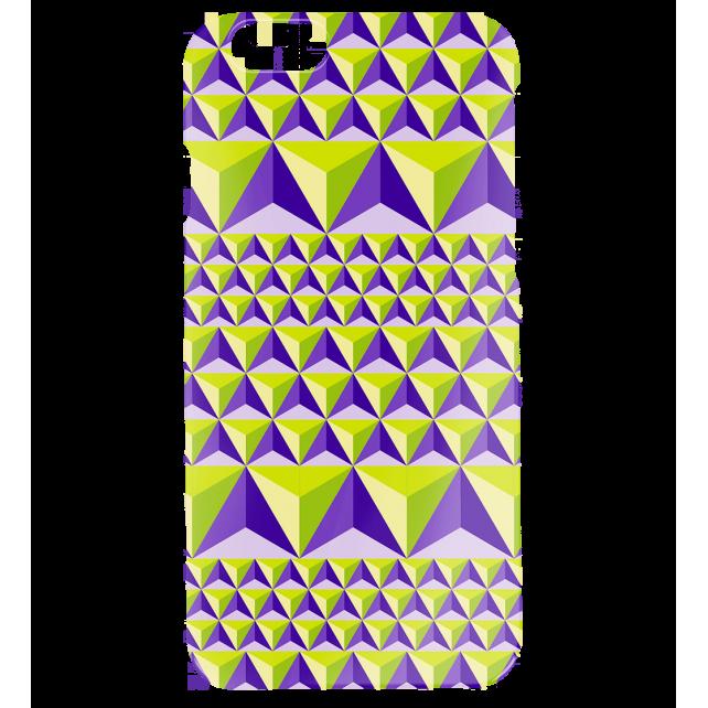 Schale für iPhone 6, 6S - I Cover 6 Diamonds Effect